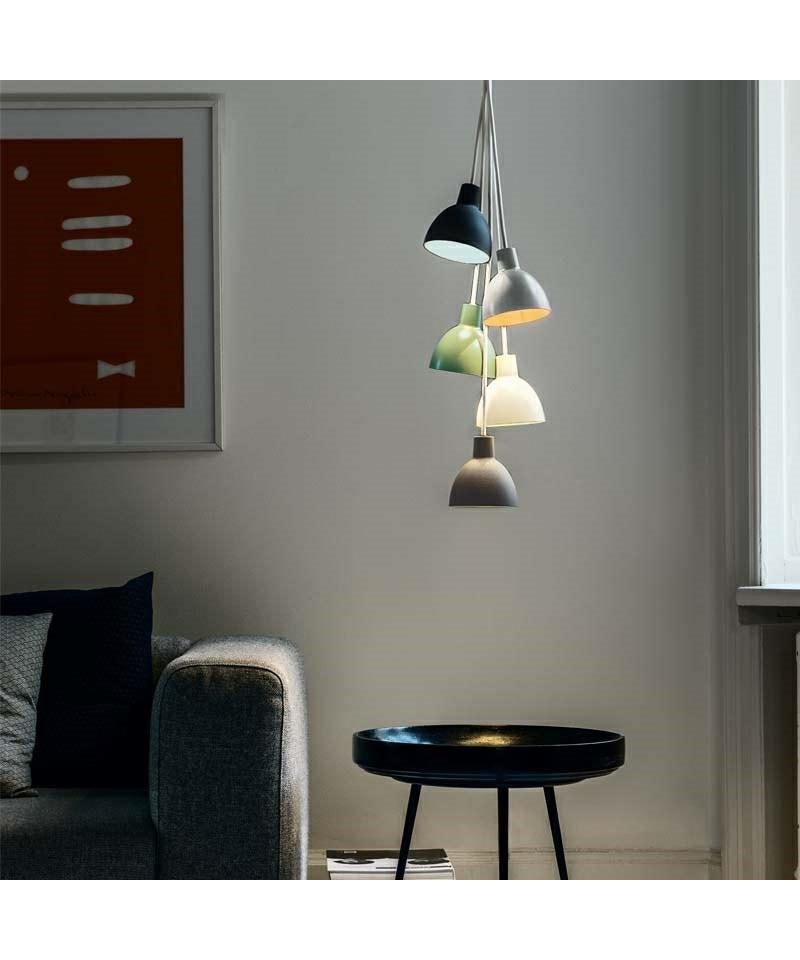 toldbod 120 pendel gr koral louis poulsen. Black Bedroom Furniture Sets. Home Design Ideas