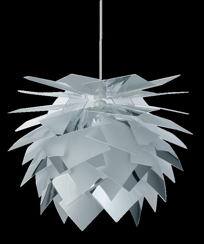 Image of   PineApple Small Pendel Mirror - Dyberg Larsen