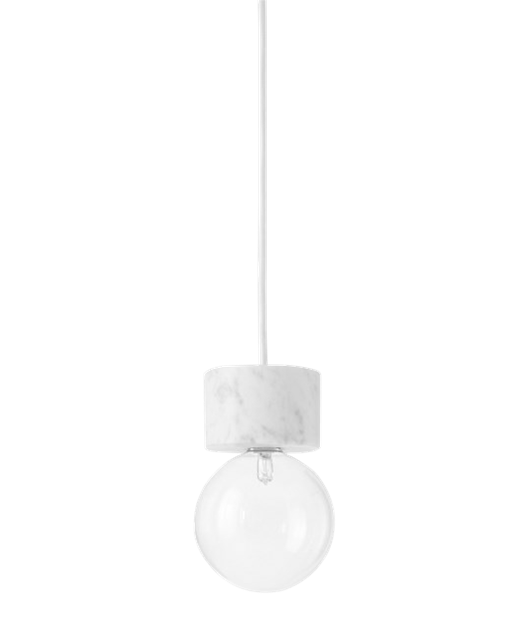 Image of   Marble Light Pendel SV4 - &tradition