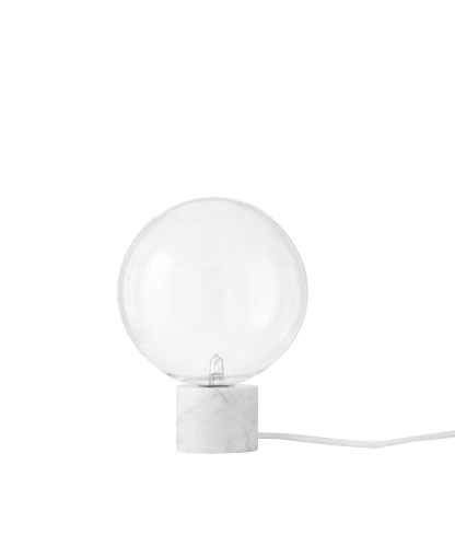 &tradition – Marble light bordlampe sv6 - &tradition fra lampemesteren.dk