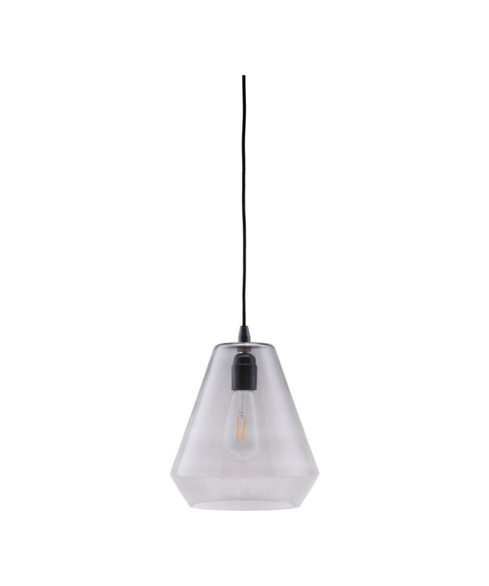 Strålende Hood Pendel Lampe 22,5cm Grå - House Doctor - Lampekongen RN-94