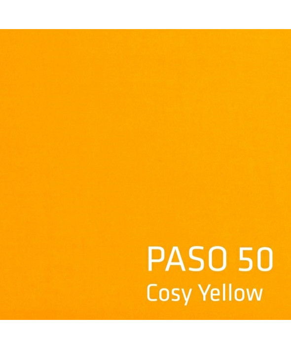 Image of   Tekstil Skærm til Paso 50 Cosy Yellow - Darø