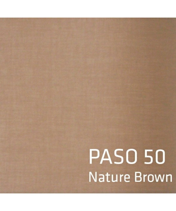 Image of   Tekstil Skærm til Paso 50 Nature brown - Darø