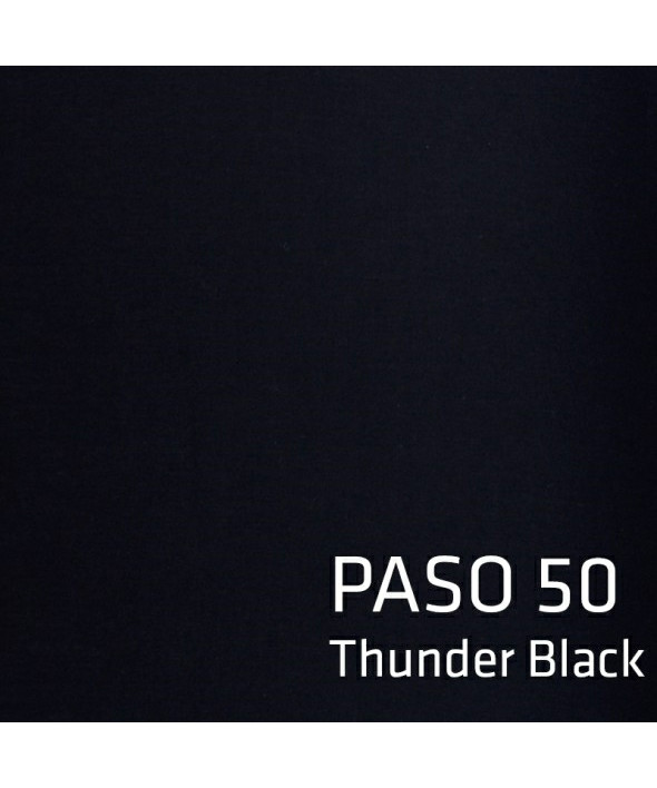 Image of   Tekstil Skærm til Paso 50 Thunder black - Darø