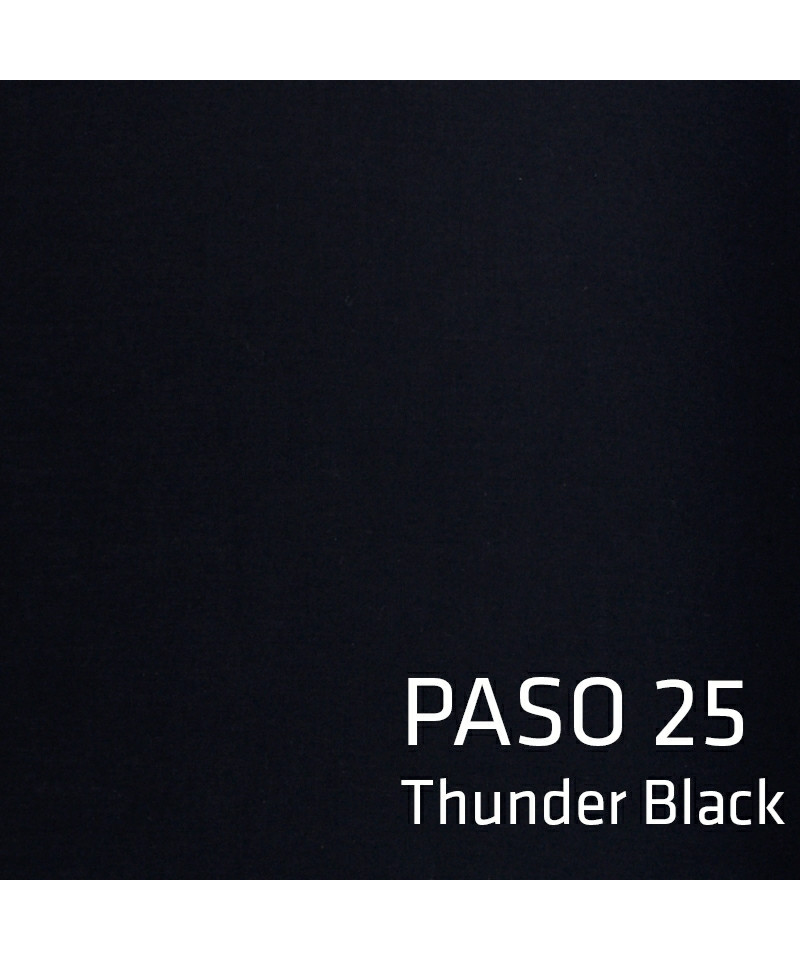 Image of   Tekstil Skærm til Paso 25 Thunder Black - Darø