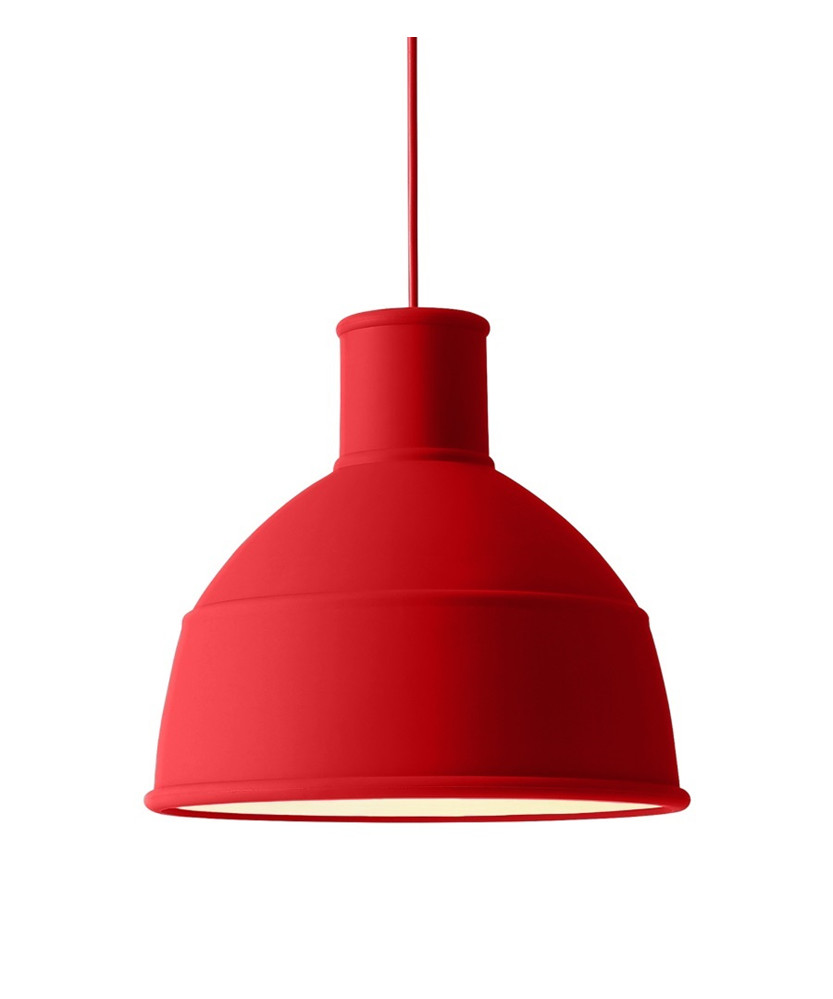Image of   Unfold Pendel Dusty Red - Muuto