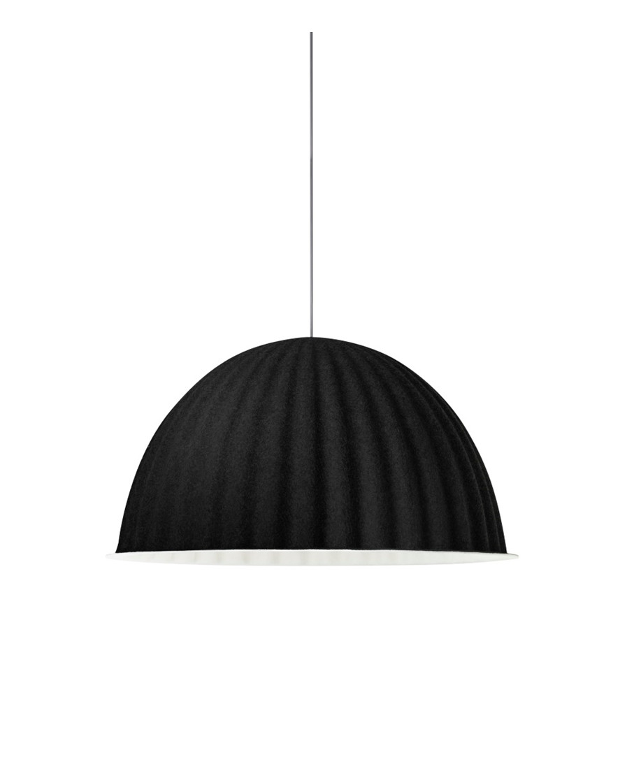 Image of   Under The Bell Pendel Black - Muuto