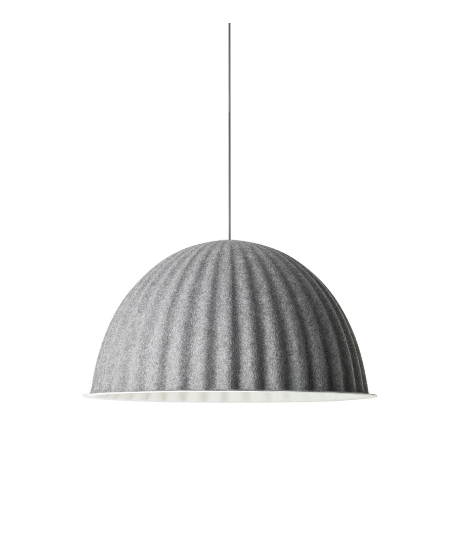 Image of   Under The Bell Pendel Grey - Muuto