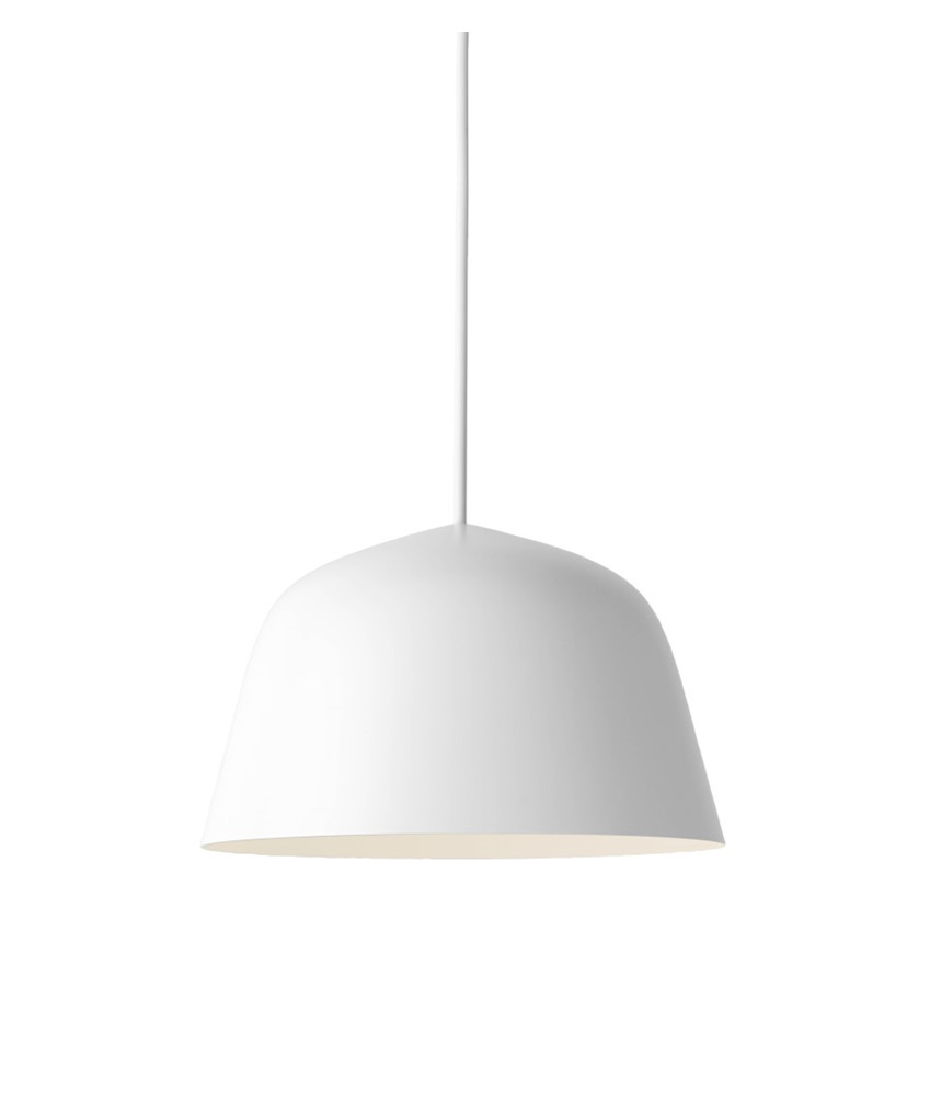 Image of   Ambit Pendel Ø25 White - Muuto