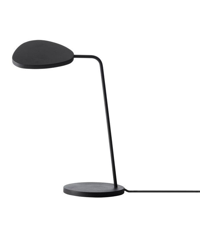 Image of   Leaf Bordlampe Black - Muuto