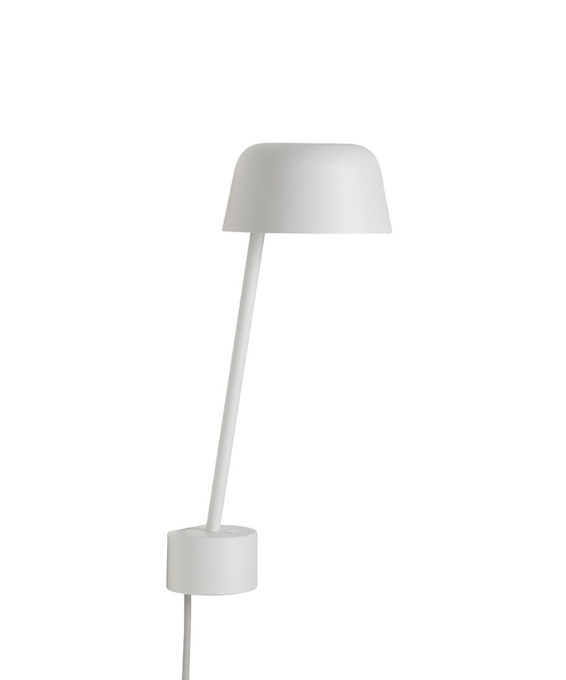 Image of   Lean Væglampe White - Muuto