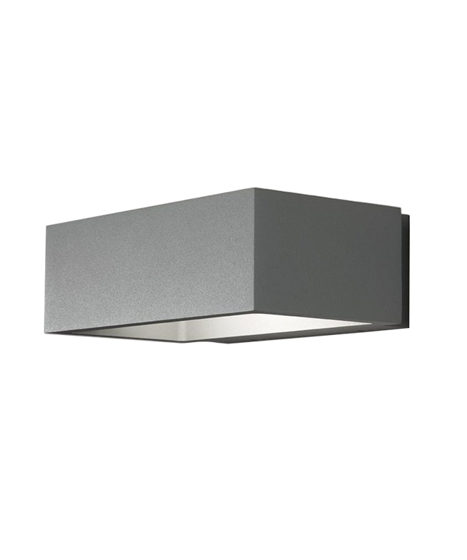 Image of   Brick LED Væglampe - Alu - LIGHT-POINT
