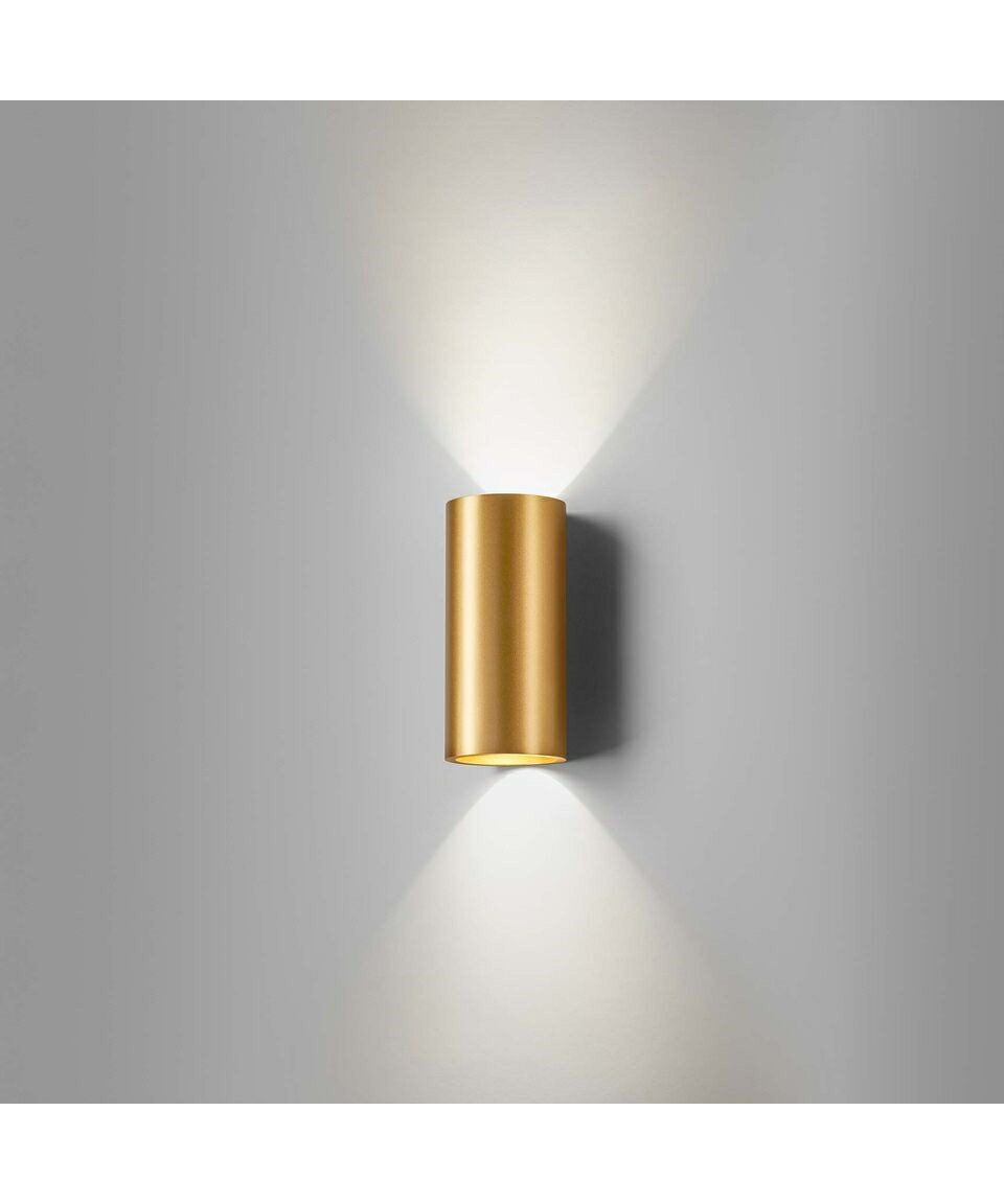 Image of   Zero W1 LED Væglampe Guld - LIGHT-POINT