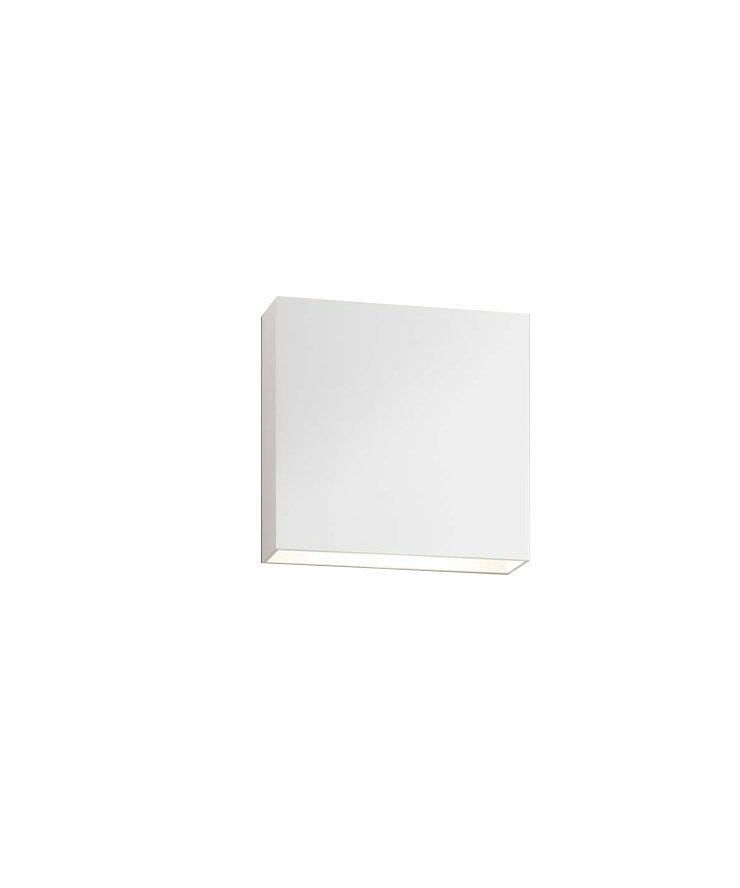 Billede af Compact W2 LED Væglampe Hvid - LIGHT-POINT