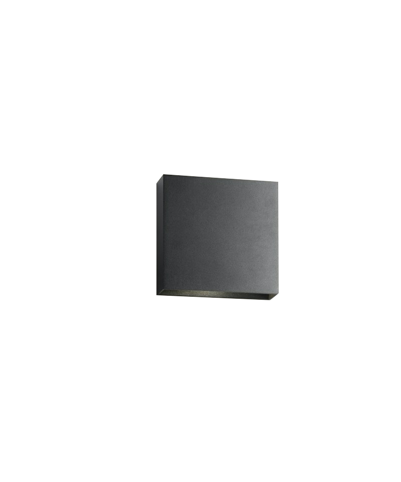 Image of   Compact W3 Væglampe Sort - LIGHT-POINT
