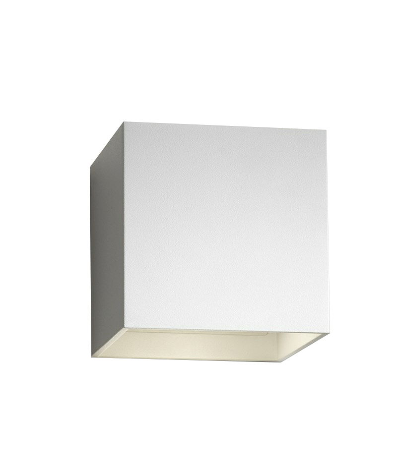 Image of   Box XL Væglampe Hvid - LIGHT-POINT