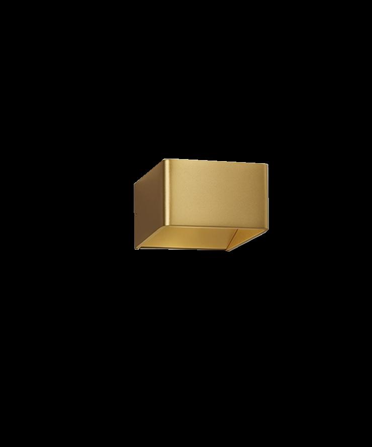 Image of   Mood 1 LED Væglampe Guld - LIGHT-POINT