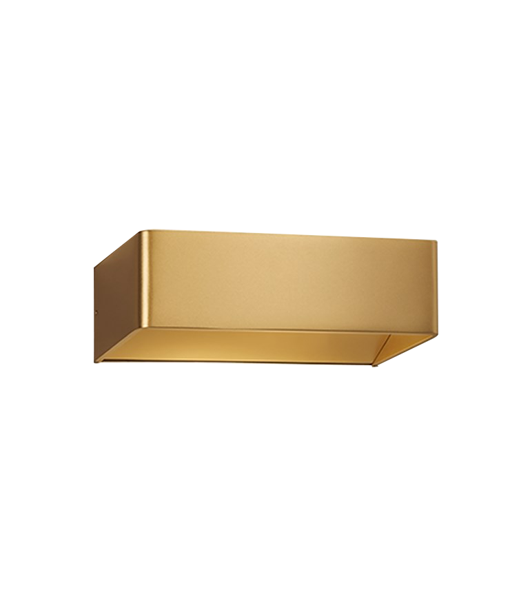 Image of   Mood 2 LED Væglampe Guld - LIGHT-POINT