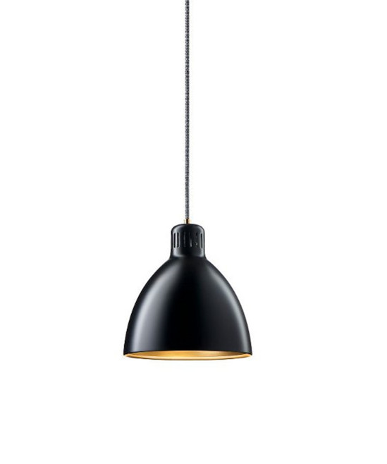 Image of   Archi S1 Pendel Ø16 Sort/Guld - LIGHT-POINT