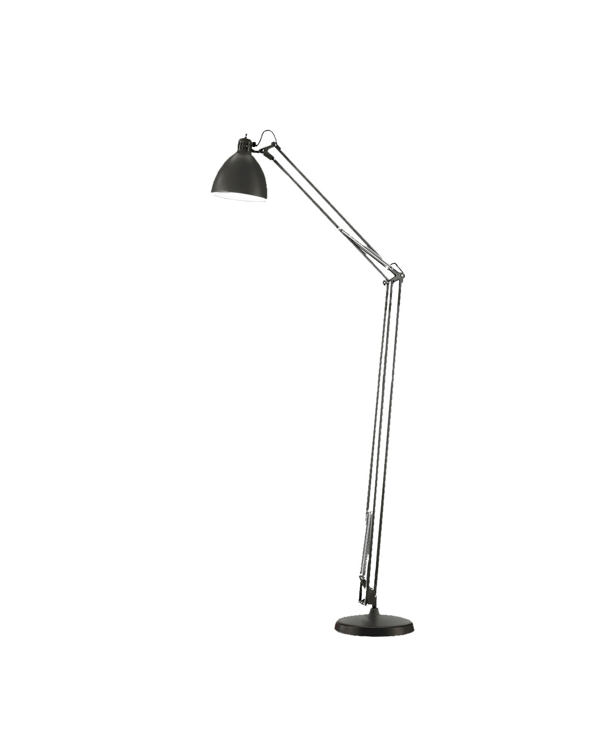 Image of   Archi F1 Gulvlampe Ø16mat Sort Inkl. Base - LIGHT-POINT