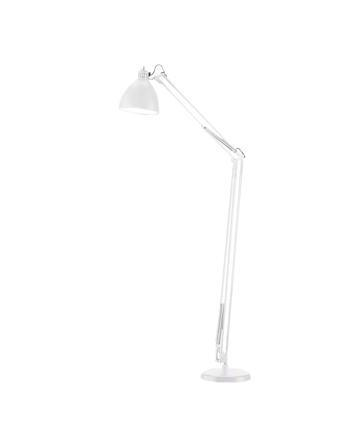 Image of   Archi F2 Gulvlampe Ø22 Mat Hvid - LIGHT-POINT