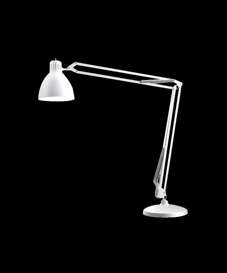 Image of   Archi Grande Gulvlampe Udendørslampe Hvid - LIGHT-POINT