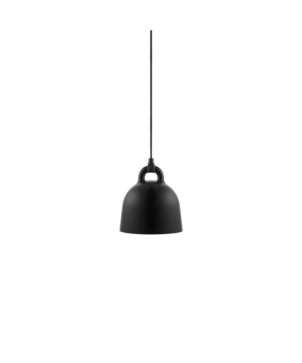 Image of   Bell Pendel X-Small Sort - Normann