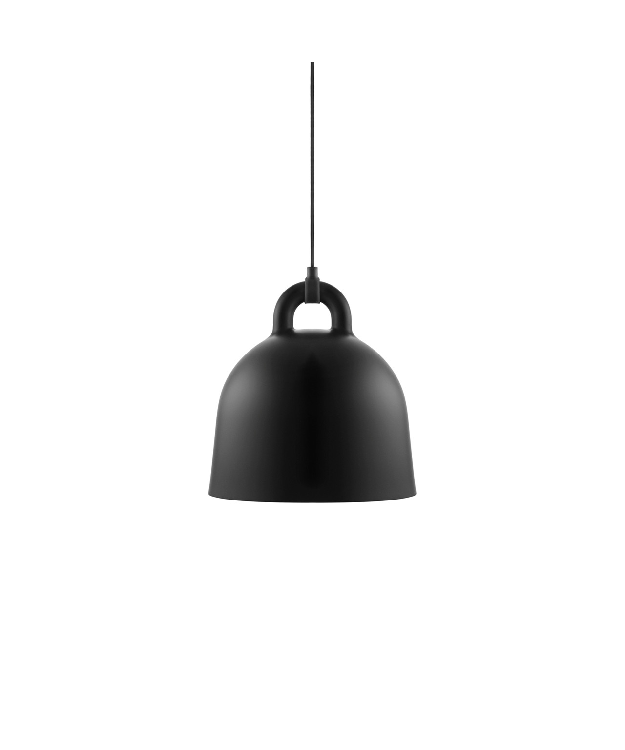 Image of   Bell Pendel Small Sort - Normann