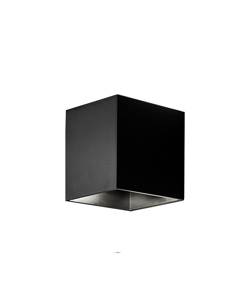 Copenhagen Cube Udendors V u00e6glampe Sort Aros Design