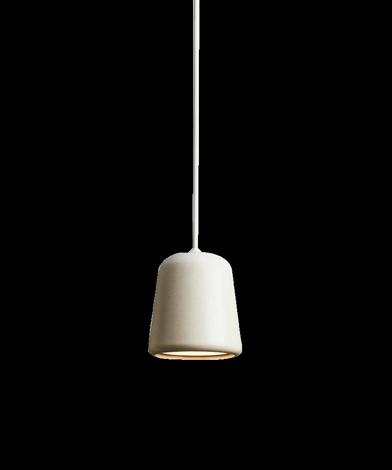 Material pendel white concrete - newworks fra Nevvvorks fra lampemesteren.dk