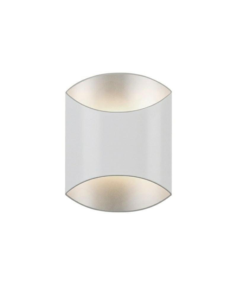 Darø – Archos 18 w1 væglampe mat hvid - darø fra lampemesteren.dk