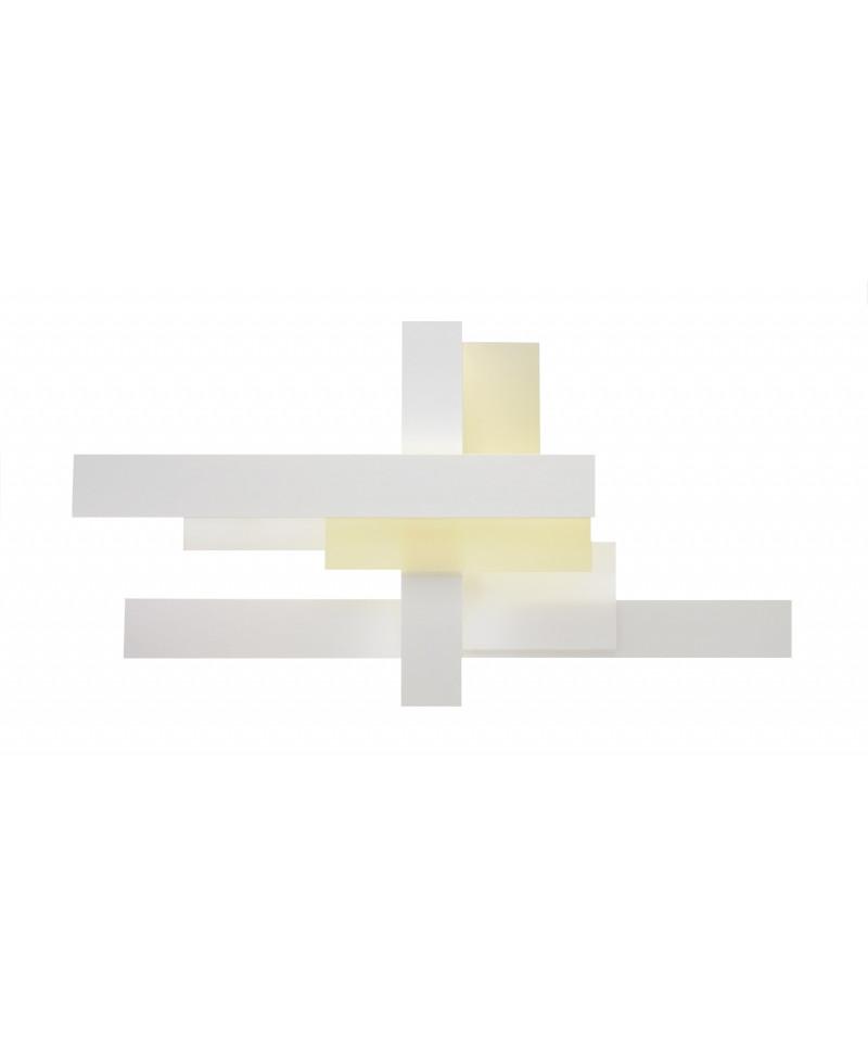 Image of   Fields Væglampe Hvid - Foscarini
