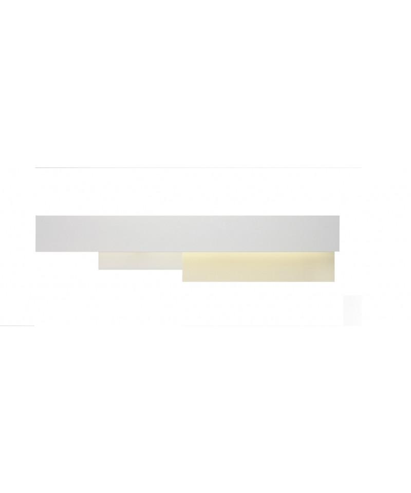 Billede af Fields 2 Væglampe Hvid - Foscarini