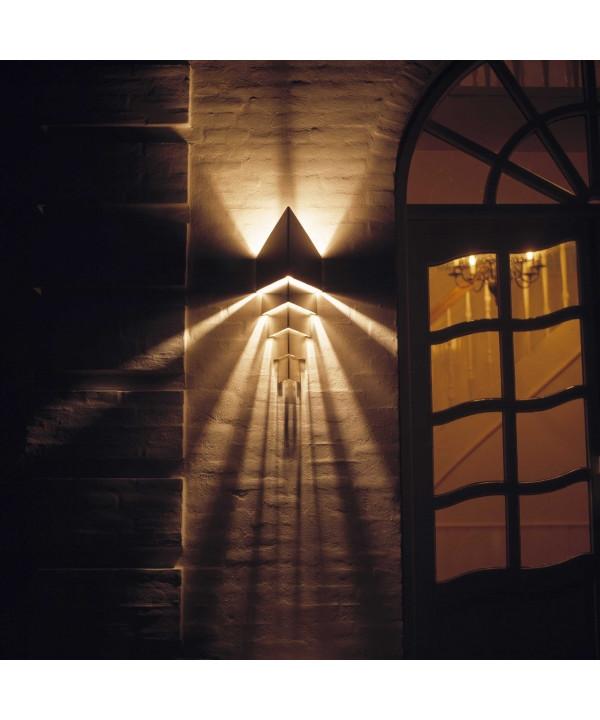 Zaphir Væglampe