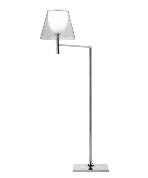 Image of   KTribe F1 Gulvlampe Transparent - Flos