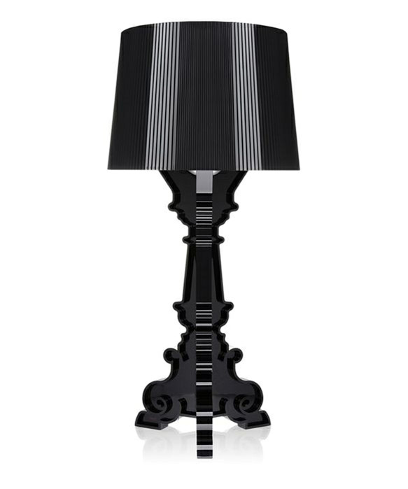 Image of   Bourgie Bordlampe Sort - Kartell