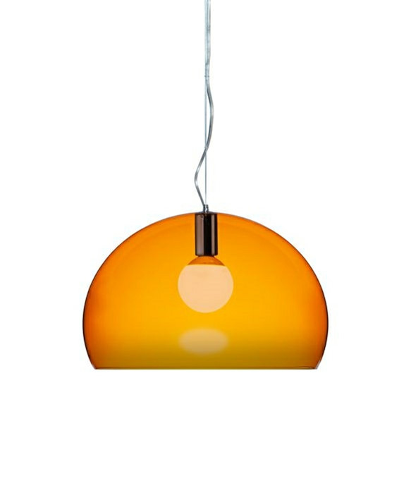 Image of   FL/Y Pendel Orange - Kartell