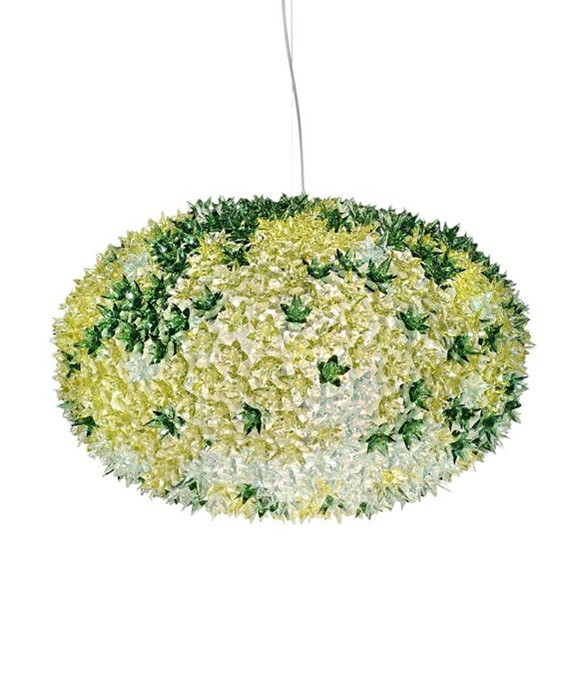 Image of   Big Bloom Pendel Mint - Kartell
