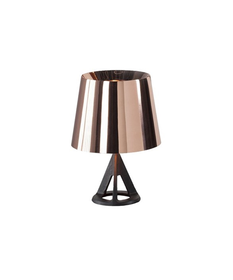 Image of   Base Light Copper Bordlampe - Tom Dixon