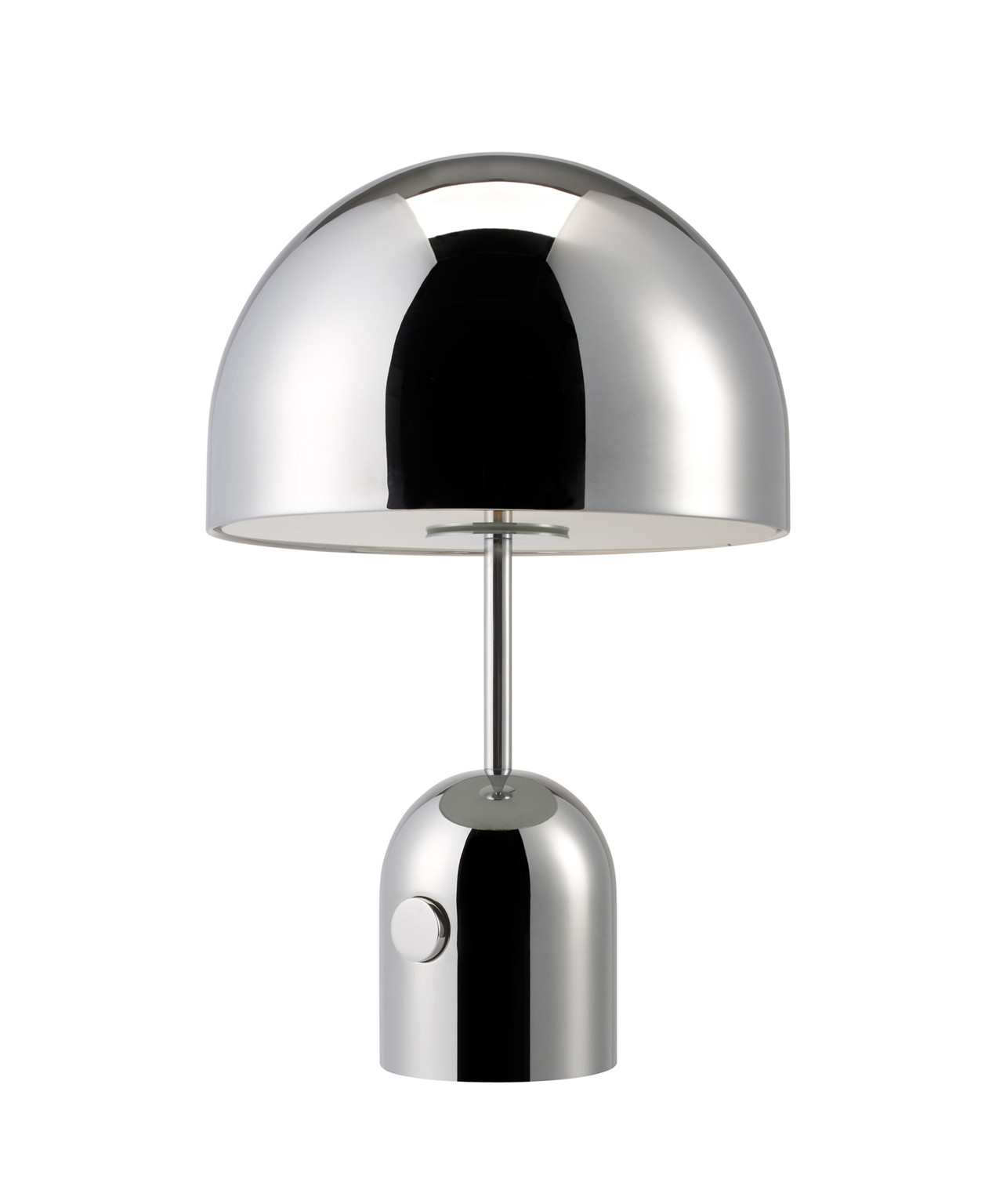 Image of   Bell Bordlampe Krom - Tom Dixon