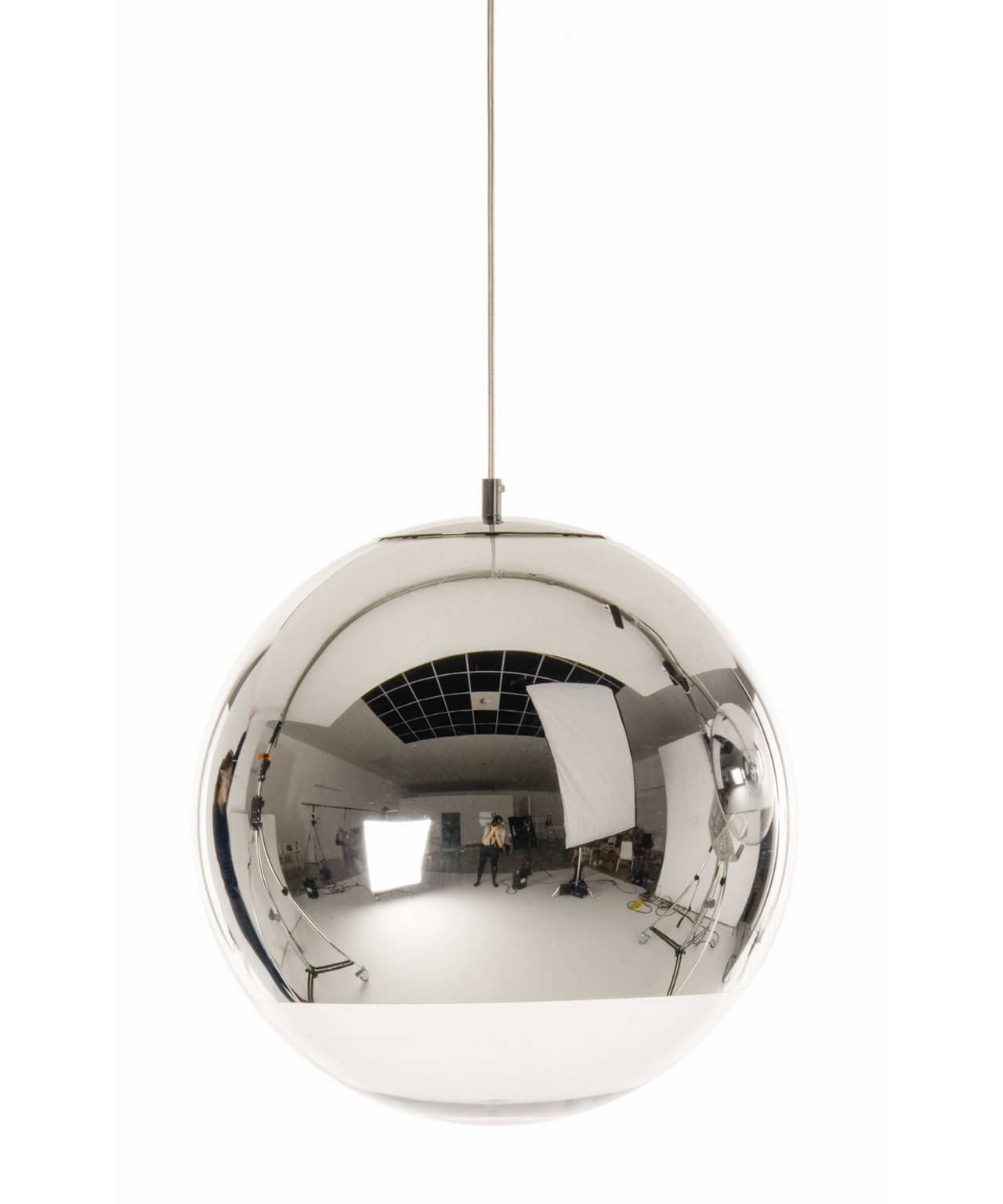Image of   Mirror Ball 50 Pendel - Tom Dixon