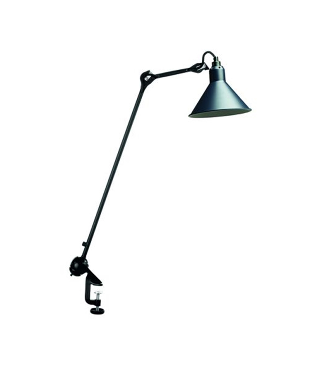 Image of   201 Bordlampe Blå - Lampe Gras