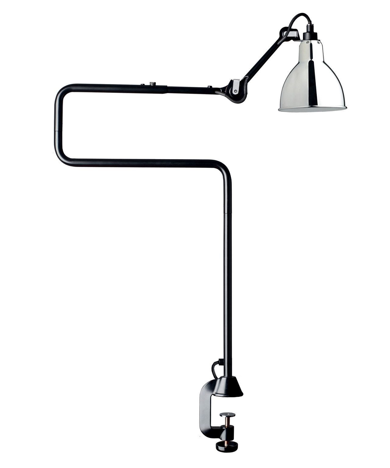 Image of   211/311 Bordlampe Krom - Lampe Gras