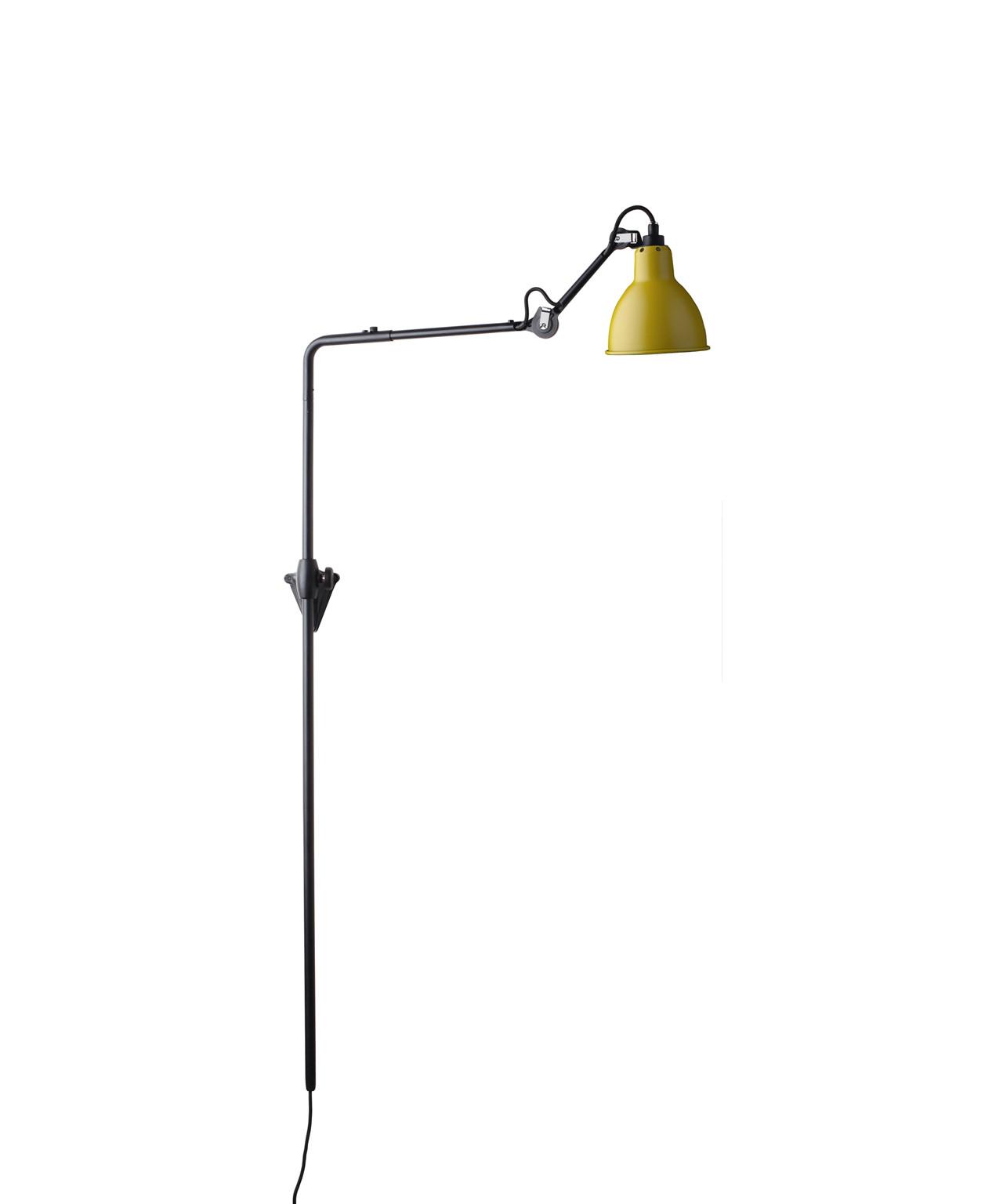 216 V u00e6glampe Gul Lampe Gras