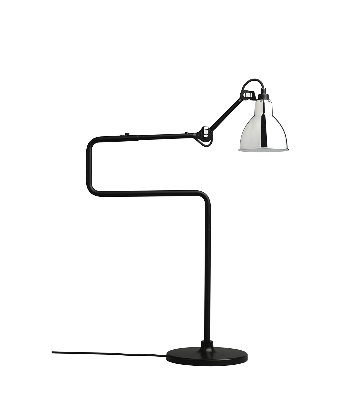 Image of   317 Bordlampe Krom - Lampe Gras