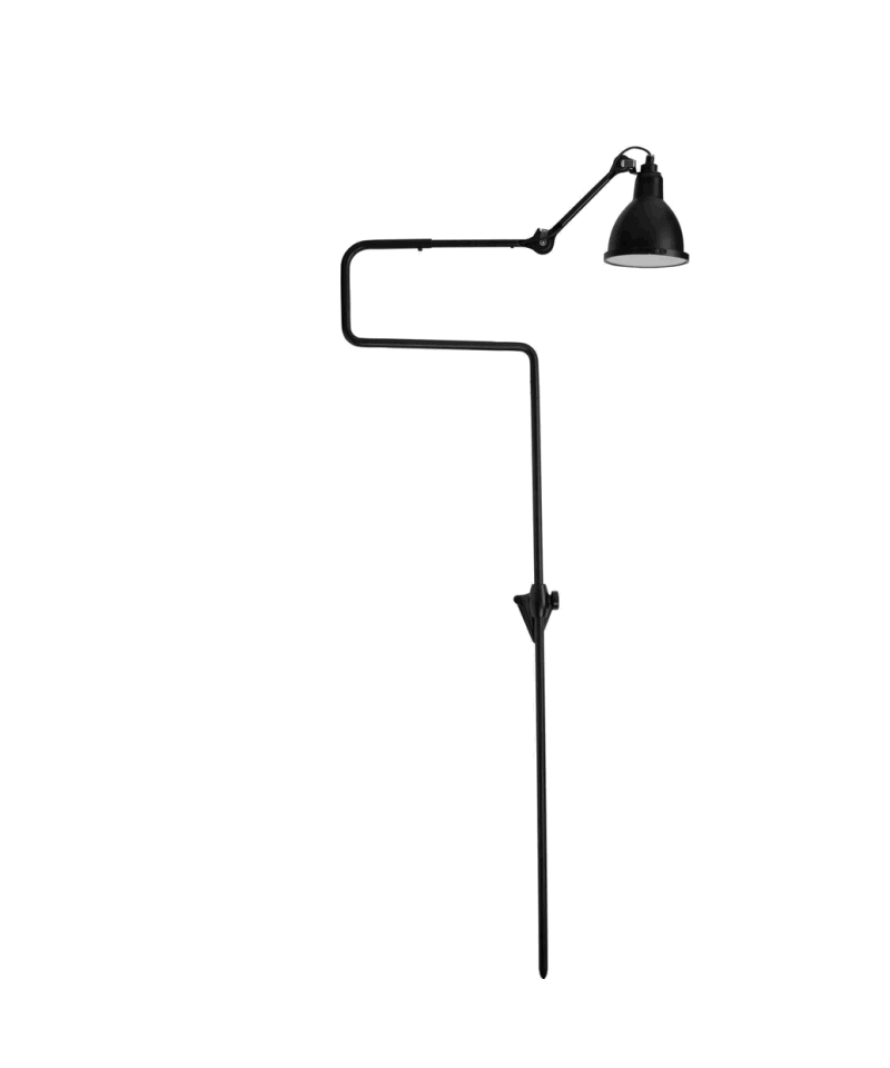 Image of   217 XL In And Out Væglampe Sort - Lampe Gras
