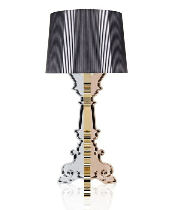 Image of   Bourgie Bordlampe Multicolored Titanium - Kartell