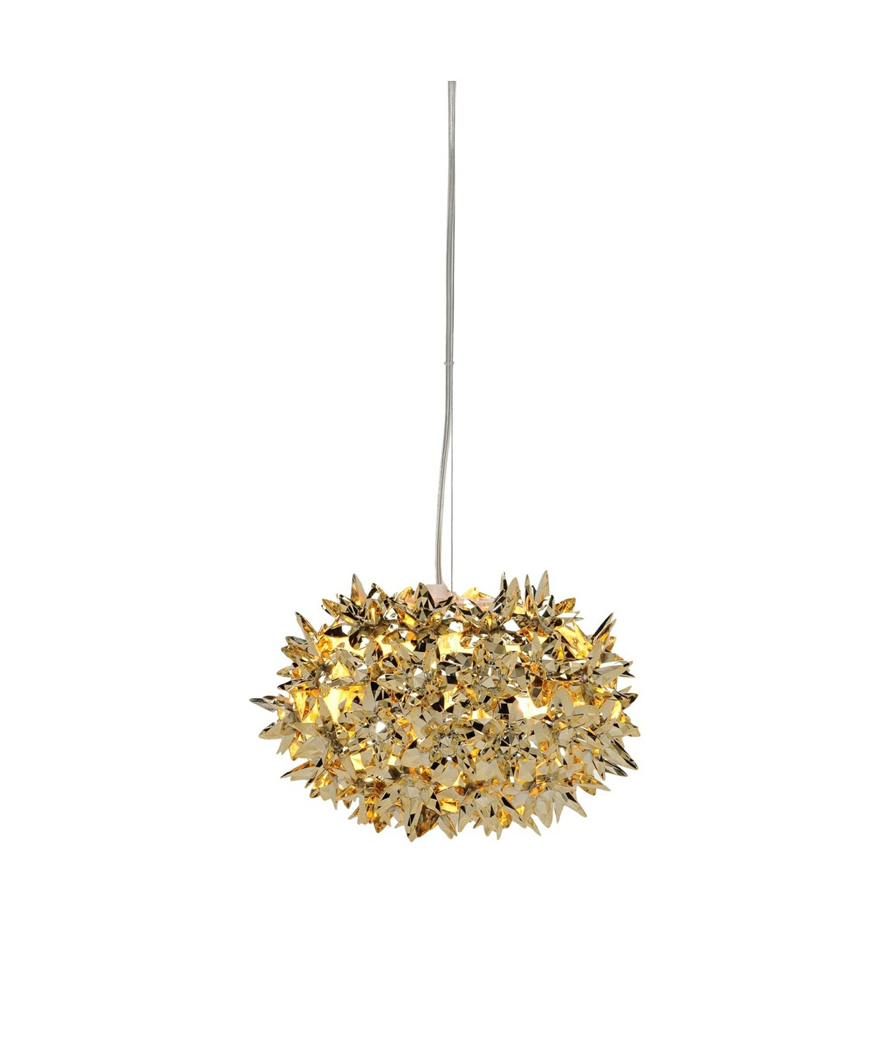 Image of   Bloom Pendel S2 Guld - Kartell