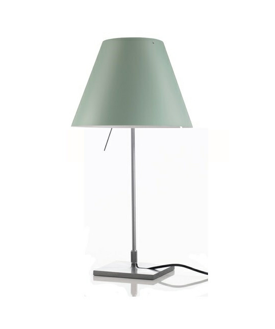 Image of   Costanzina Bordlampe Comfort Green - Luceplan