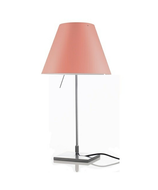 Image of   Costanzina Bordlampe Edgy Pink - Luceplan